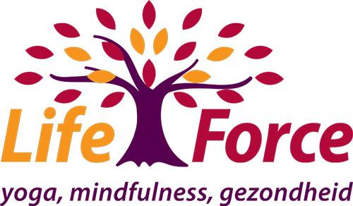 logo Life-Force Yoga centrum